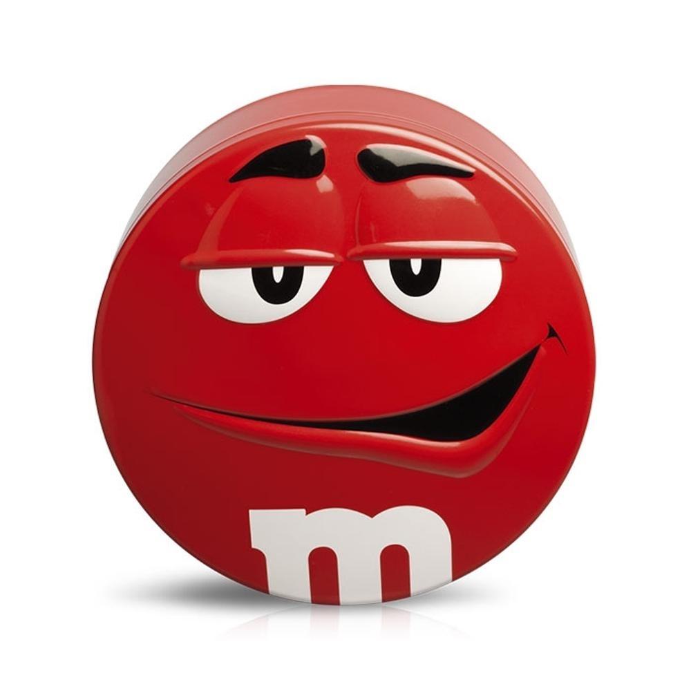 M&MS 豆糖果盒巧克力