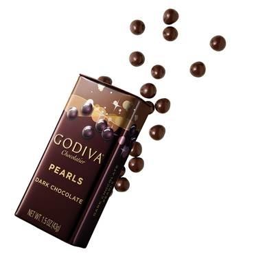 黑巧克力豆