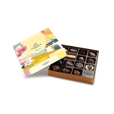 台灣風景巧克力禮盒