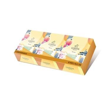 台灣風景巧克力禮盒 (3x4顆裝)
