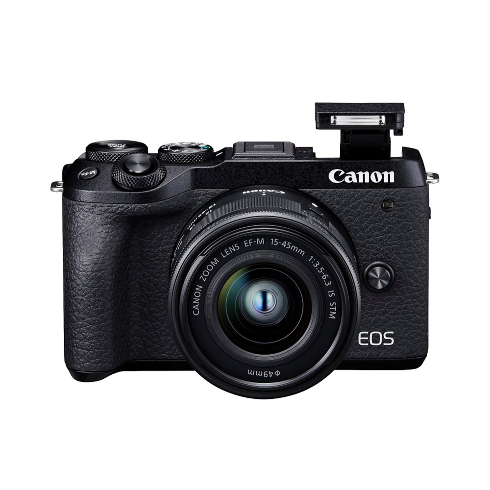 EOS M6 Mark II 15-45 IS STM變焦鏡組