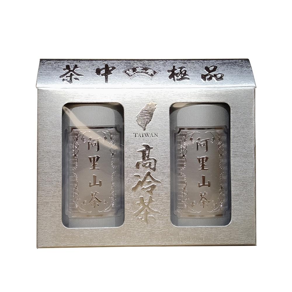 銀阿里山高山茶組
