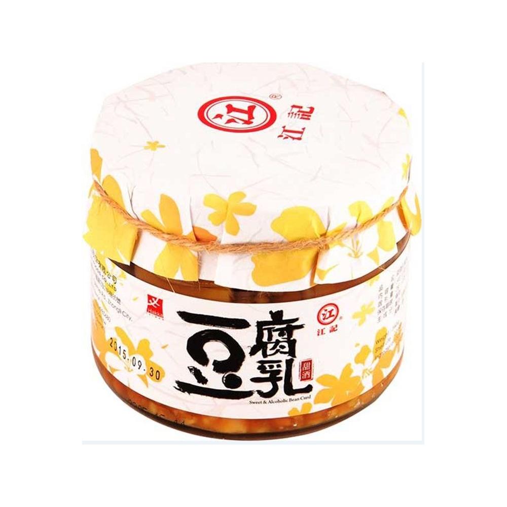甜酒豆腐乳-桐花