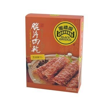 黑胡椒杏仁脆片肉乾