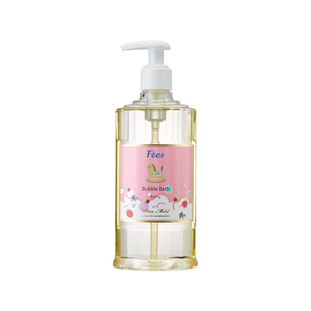 嬰兒柔護泡泡露-莓果香