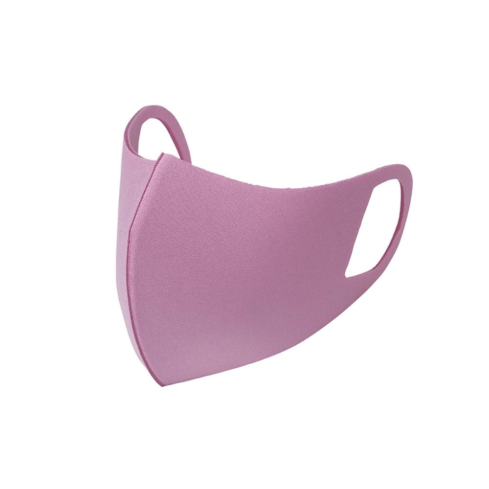 3D立體透氣口罩-玫瑰粉M