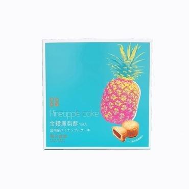 光合映象-金鑽鳳梨酥