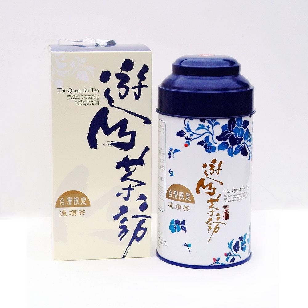 台灣限定凍頂茶 055