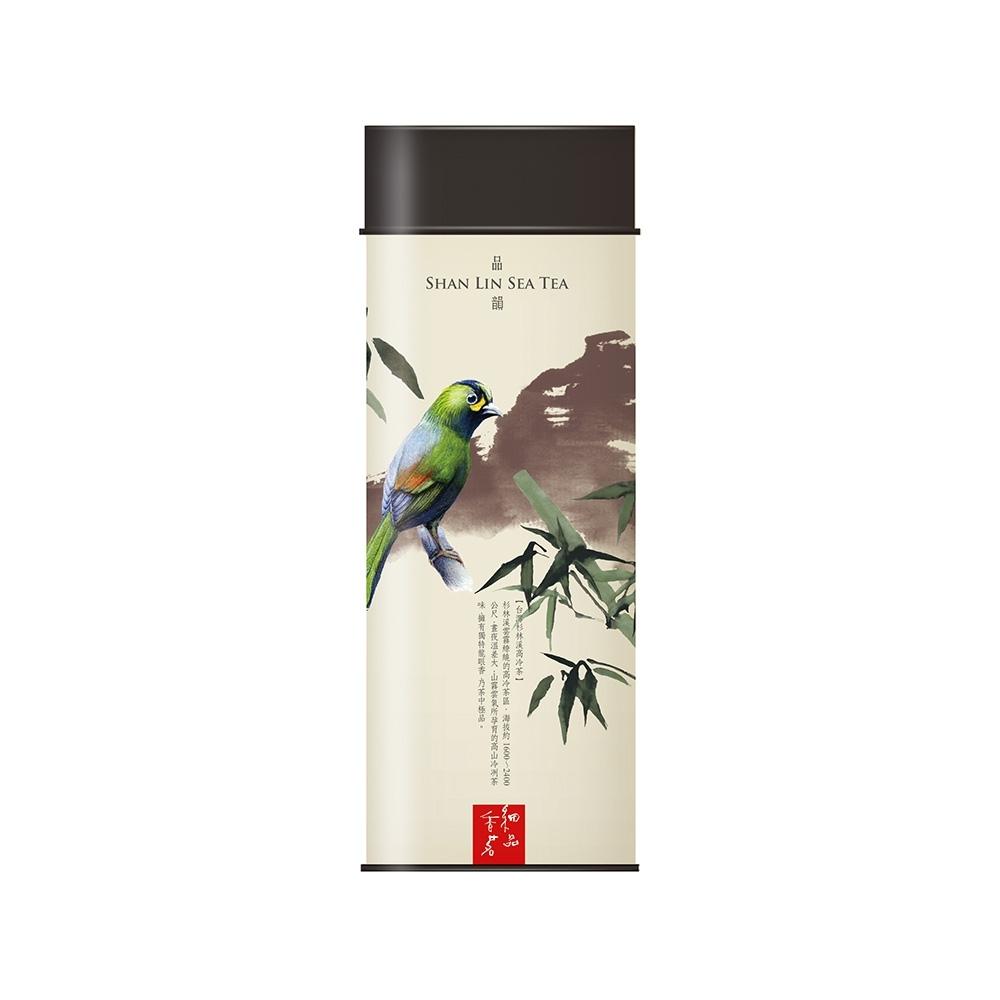 鳥語茶香 杉林溪