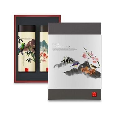 鳥語茶香禮盒