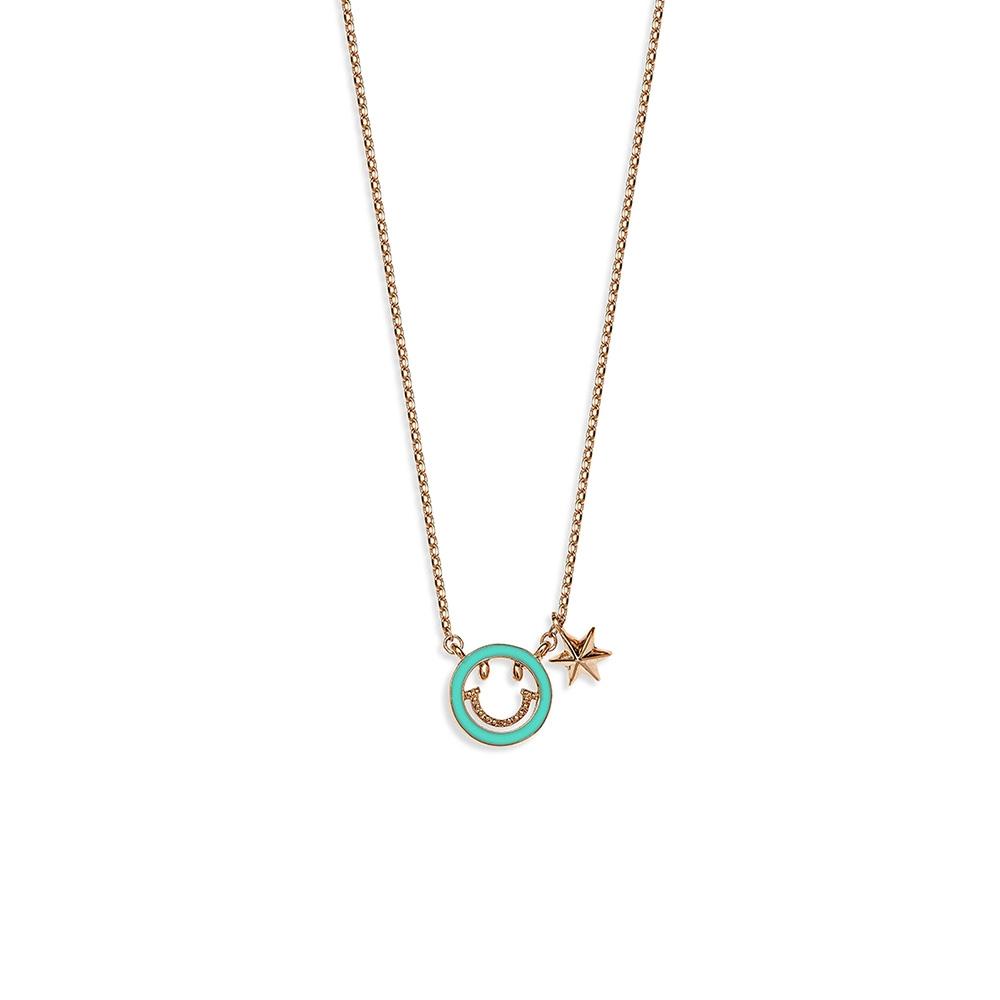 Smiley Star 項鍊